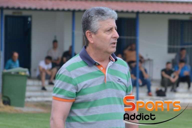 Επιστρέφει σπίτι του ο Τάσος Κελλίδης που είναι ο νέος προπονητής της Θαλασσιάς!