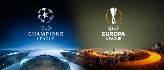 Το μενού της εβδομάδας σε Champions και Europa League!