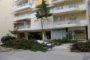 Ζημιές σε αυτοκίνητα από πτώση δέντρου στην Αλεξανδρούπολη