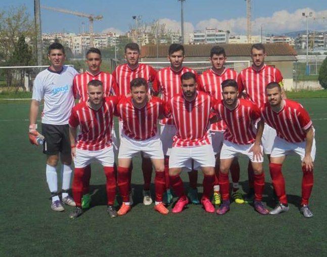 Η αποστολή της  ομάδας Region της ΕΠΣ Μακεδονίας για το παιχνίδι με την ΕΠΣ Θράκης στην Ελευθερούππολη!