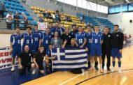 Νίκησε τη Σλοβακία και είναι μια ανάσα από την πρόκριση στο Ευρωπαϊκό Εφήβων η Ελλάδα!