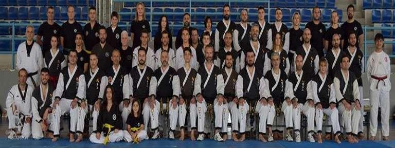 Με Θρακιώτικη παρουσία το 18ο Πανελλήνιο Σεμινάριο Hapkido!