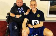 Χρυσά μετάλλια και ρεκόρ για τον Καρυπίδη στην 12η Διεθνή Συνάντηση Κολύμβησης ΑμεΑ!