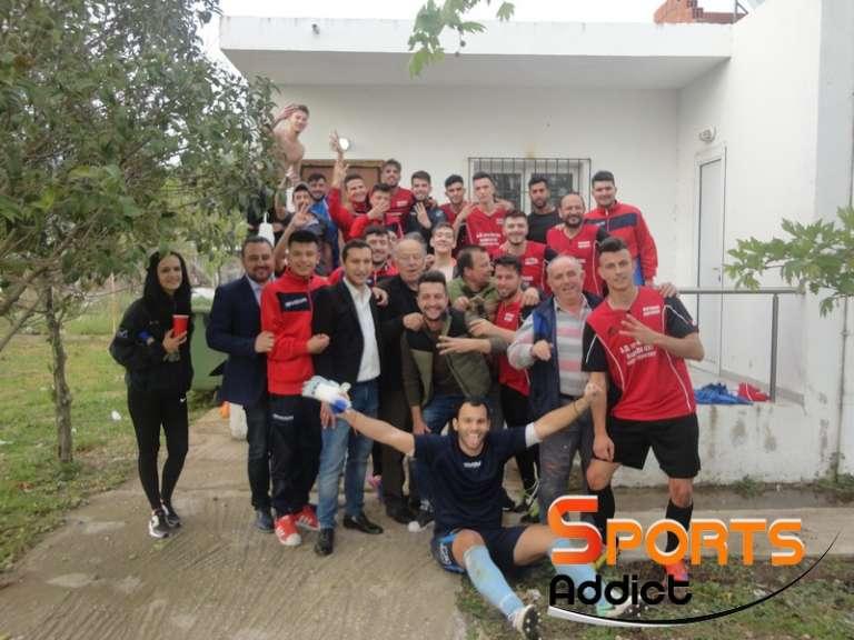 Πρωταθλήτρια η Βιστωνίδα Κοπτερού! Τα αποτελέσματα και η βαθμολογία της 26ης αγωνιστικής της Β' ΕΠΣ Θράκης!