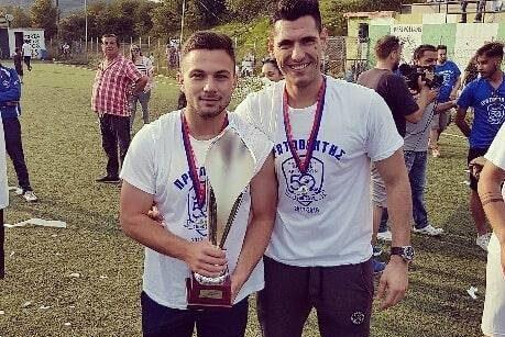 Πρωτάθλημα με Κρόνο Αργυράδων και άνοδος στη Γ' Εθνική για Κυριζάκη & Λυμπόπουλο!