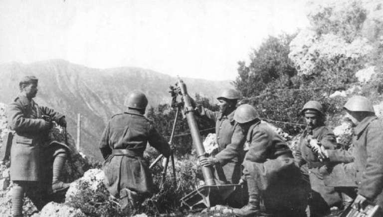 Το ιστορικό της μάχης των Οχυρών, όπου Έλληνες Χριστιανοί και Μουσουλμάνοι πολέμησαν τον Ναζισμό!