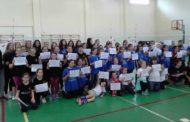 Με επιτυχία ολοκληρώθηκε το τουρνουά mini volley της ΑΕ Κομοτηνής (photos)