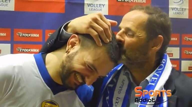 Δηλώσεις των πρωταγωνιστών μετά τη νίκη παραμονής του Εθνικού κόντρα στο Αιγίνιο (video)