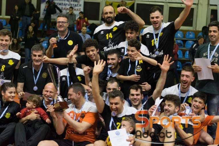 Σαν Σήμερα: 2 χρόνια από την άνοδο της ΑΕ Κομοτηνής στη Volley League!