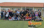 Την Δευτέρα η πρώτη των Μεικτών ομάδων Παίδων και Νεών της ΕΠΣ Ξάνθης