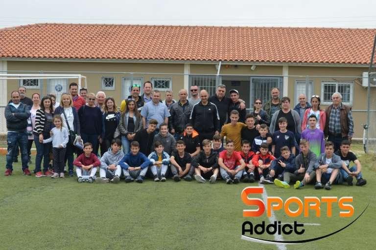 Photos: Σε κλίμα συγκίνησης το τελευταίο μάζεμα των Πρωταθλητών Ελλάδας Παίδων της ΕΠΣ Ξάνθης!