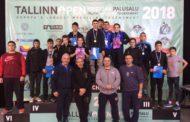 Εντυπωσιακή παρουσία με τρία μετάλλια για το Δημοκρίτειο Κομοτηνής στο διεθνές τουρνουά του Ταλίν!