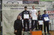 Ασημένιος στο σχολικό πρωτάθλημα Πάλης ο ξανθιώτης Δημήτρης Παροτσίδης!
