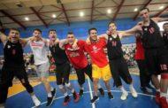 Πρωταθλητής Ελλάδας με τους Έφηβους του Ολυμπιακού ο Κομοτηναίους Ανδρέας Περρής!