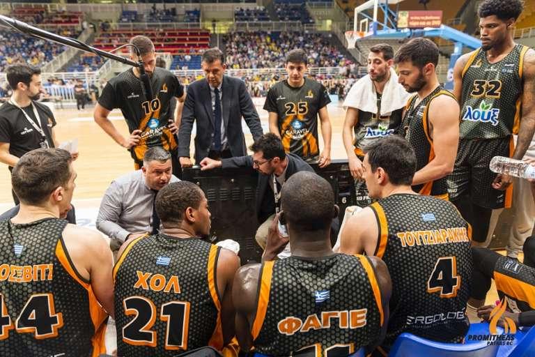 Κόντρα στο Λαύριο ο Προμηθέας των Ερμείδη και Σανδραμάνη! Το πρόγραμμα των play off της Basket League