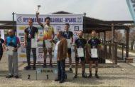 Στο βάθρο των νικητών οι ποδηλάτες του Θράκα Ιππέα στην Ιερισσό Χαλκιδικής (photos)