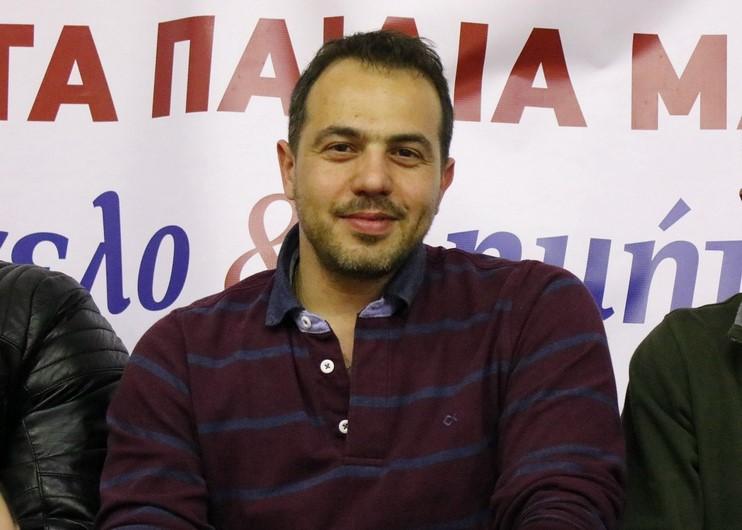Τσαλικίδης: «Στηρίξαμε, στηρίζουμε και θα στηρίζουμε την προσπάθεια που γίνεται στην ΑΕ Κομοτηνής»
