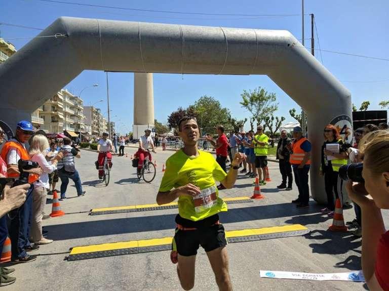 Βούλκος & Θεοδωράκη στον ημιμαραθώνιο και Τζιαμπαζίδης & Σκαρλάτου στα 5χλμ. οι νικητές του Via Egnatia Run 2018!