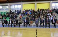 Το κλειστό γυμναστήριο του 2ου ΓΕΛ Κομοτηνής η έδρα της Α.Ε.Κ. στη Volley League!