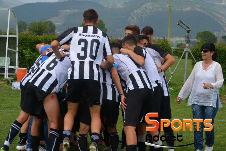 Με θριαμβευτική εφτάρα στον τελικό του Πανελληνίου Σχολικών το 2ο ΓΕΛ Ξάνθης!
