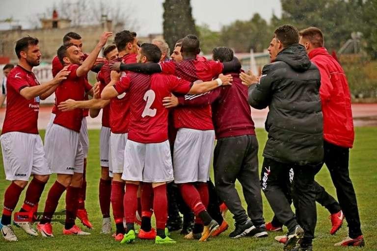 Με «χρυσό» γκολ του Κέρι στην Football League ο Αστέρας Αμαλιάδας, άνοδος και για Σπάτα, Ηρακλή & Βόλο!