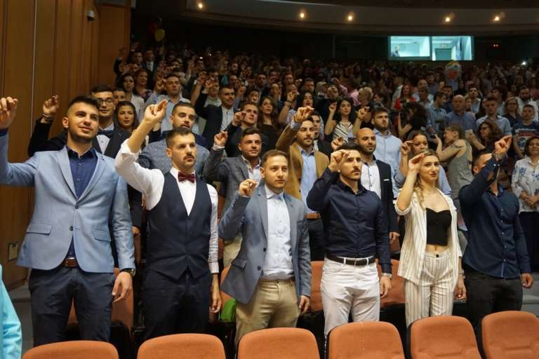 Σε κλίμα συγκίνησης η ορκομωσία 109 απόφοιτων του ΤΕΦΑΑ Κομοτηνής!(+pics)