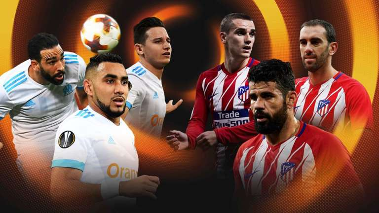 Ισπανογαλικός ο τελικός του Europa League! Στον τελικό Ατλέτικο Μαδρίτης και Μαρσέιγ