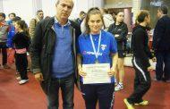 Πρωταθλήτρια Ελλάδας στο ομαδικό Νεανίδων η Ηρώ Κοζάρη!
