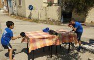 Έπαιξαν πινγκ πονγκ σε ταβέρνα και έγιναν viral οι πιτσιρικάδες του Εθνικού!