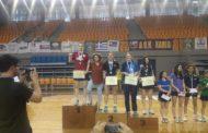 Με 3 μετάλλια επέστρεψε από το Top 16 των Χανίων ο Εθνικός!
