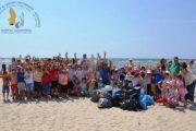"""""""Καθαρίστε τη Μεσόγειο"""" Οι μαθητές της Ξάνθης ενεργοί στην εκστρατεία για διαφύλαξη του θαλάσσιου πλούτου."""