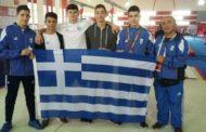 Με 34 μετάλλια επέστρεψαν από την Παγκόσμια Γυμνασιάδα του Μαρόκου οι Έλληνες μαθητές!