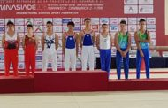 Πρόκριση σε 2 τελικούς της Παγκόσμιας Γυμνασιάδας για τον Γιώργο Κελεσίδη!