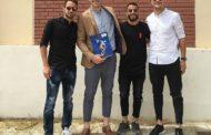 Τα συγχαρητήρια της εβρίτικης τριάδας της Δράμας στον κολλητό «Σύρι»