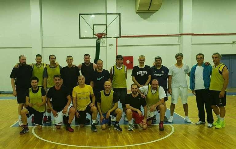 Πανέτοιμοι για το  6ο Maxibasketball οι Παλαίμαχοι καλαθοσφαιριστές της Ξάνθης! Η αποστολή και  το πρόγραμμα