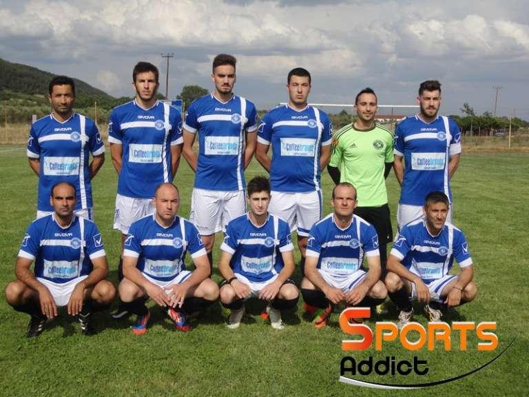 Παραμένει για τέταρτη διαδοχική σεζόν στον Ορφέα Στρύμης ο Νίκος Κυνηγόπουλος!