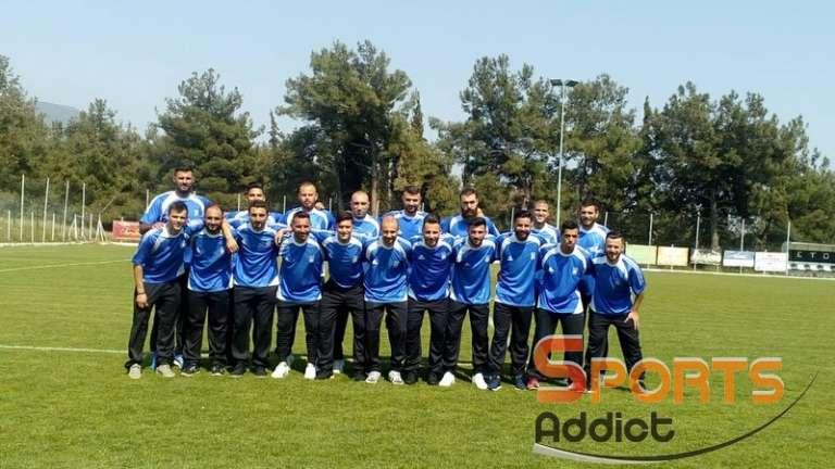 Οι πρωταθλητές είναι εδώ! Ανατροπή νίκης στην πρεμιέρα του Regions Cup για την ΕΠΣ Ξάνθης