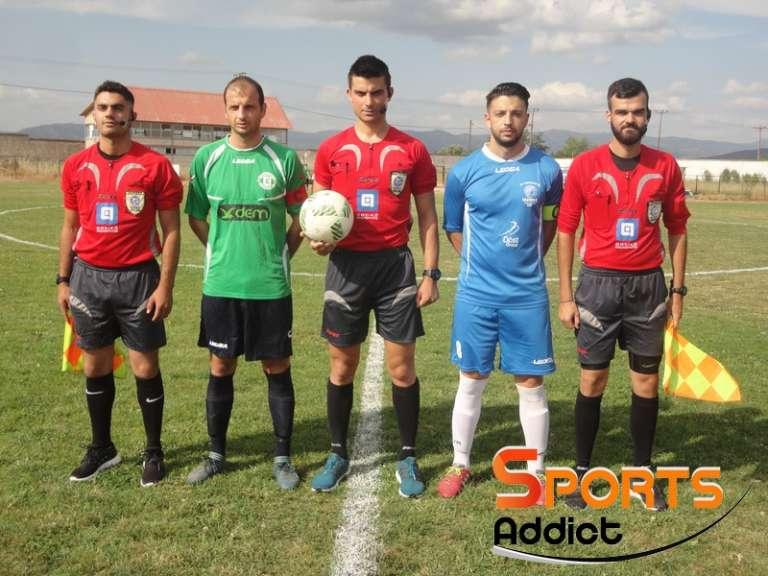 Photos: Έμειναν στο μηδέν Ελπίδα Σαπών και Μέγας Αλέξανδρος Ιάσμου! Καλύτεροι οι φιλοξενούμενοι-MVP ο Ποιμενίδης!