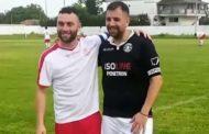 Photos: Απο συμπαίκτες στην ζωή αντίπαλοι στα γήπεδα! Το ξεχωριστό