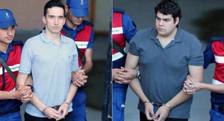 Τρίτο «όχι» των Τούρκων στο αίτημα αποφυλάκισης των δύο Ελλήνων στρατιωτικών!
