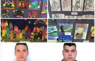 Έκθεση ζωγραφικής για Κούκλατζη & Μητρετώδη από μαθητές της Ορεστιάδας