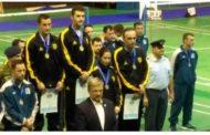Δεύτερη θέση στο Πρωτάθλημα Σωμάτων Ασφαλείας για τον Σωτήρογλου του Εθνικού!