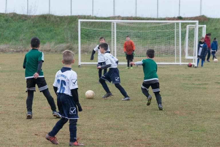 Το Σάββατο η αποχαιρετιστήρια γιορτή των ποδοσφαιρικών ακαδημιών του Εθνικού!