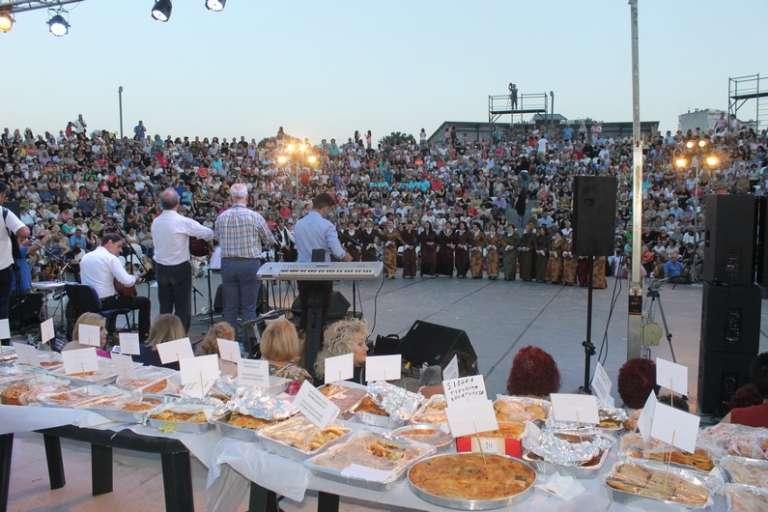 Πρώτη ανάμεσα σε 403 συμμετοχές διαγωνισμού, πίτα 87χρονης γυναίκας από την Αγνάντια Έβρου!