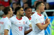 Ελβετική ανατροπή πρόκρισης της Ελβετίας κόντρα στην Σερβία!
