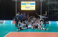 Μεγάλη νίκη και χάλκινο μετάλλιο για την Εθνική των Εβριτών στους Μεσογειακούς αγώνες!