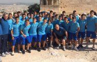 Στην Ακρόπολη η Εθνική Κ15 του Θανάση Γκαρνέτα!