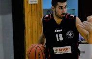 Επιστρέφει σπίτι του ο Ισίδωρος Λεμονίδης που είναι το τρίτο χτύπημα του ΓΑΣ Κομοτηνή!