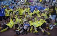 Πρωταθλητές Football League οι Νέοι του Άρη του Πασχάλη Μελισσά!