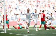 Με μεγάλη δόση τύχης και...Ρονάλντο νίκησε το Μαρόκο και βλέπει πρόκριση η Πορτογαλία!